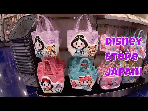 Japan Vlog: Tokyo Disney Store Japan