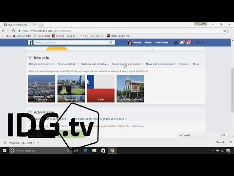 Facebook privacy settings: How to control your ad preferences