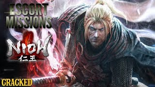 How Whitewashing In Video Games Is Worse Than In Movies - Escort Mission: Nioh