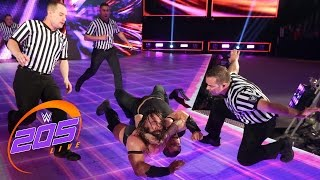 Austin Aries shows Neville he