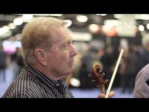 Albert Stern Tells Story of AcoustaGrip's Invention
