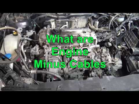 What are Engine Minus Cables