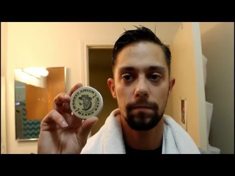 Honest Amish Beard Balm Review