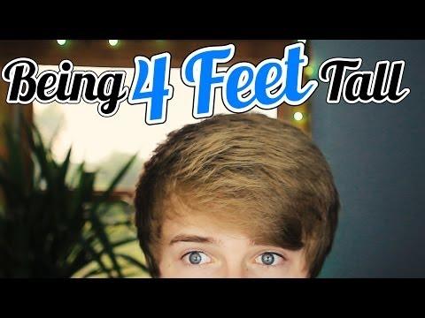 BEING 4 FEET TALL