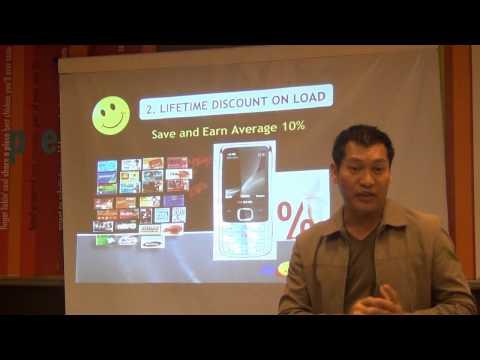 Mobile Express Presentation by CEO Arnel Mindanao