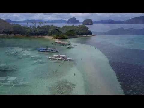 Snake Island, El Nido Palawan
