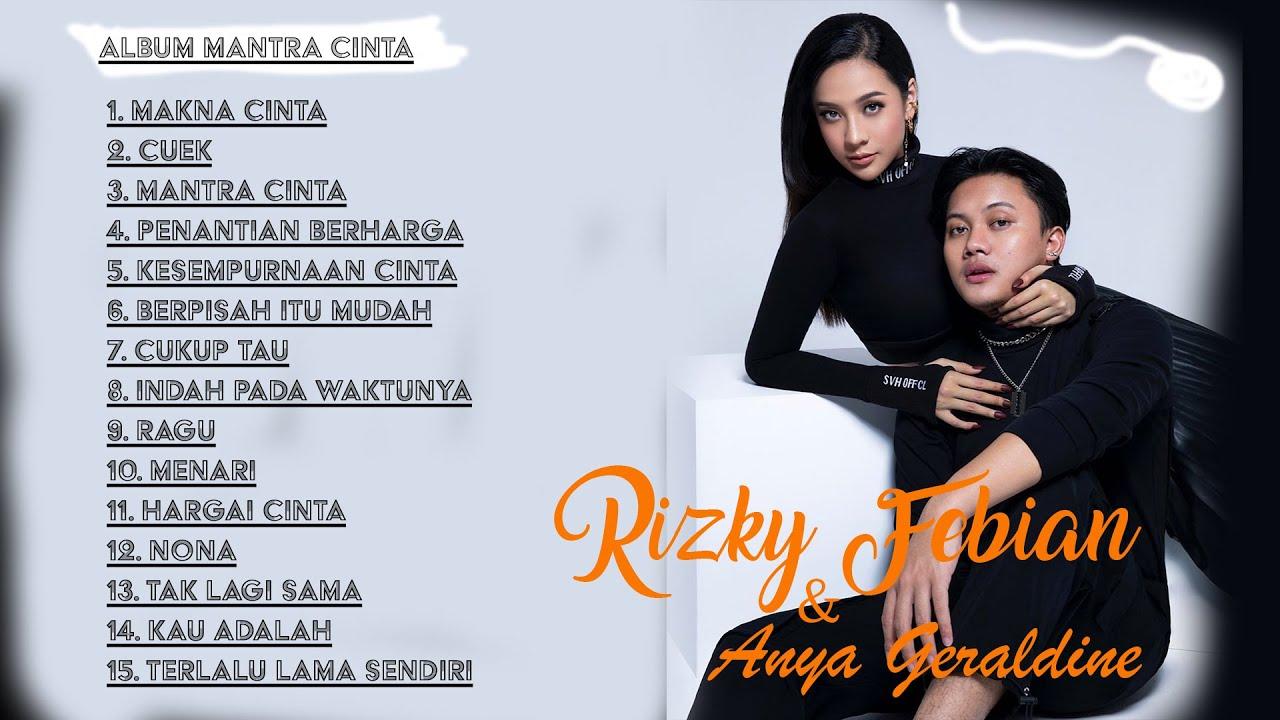 Download Rizky Febian & Anya Geraldine [ Full Album 2021 ] Top Lagu Indonesia Terbaru 2021 Pilihan Terbaik MP3 Gratis