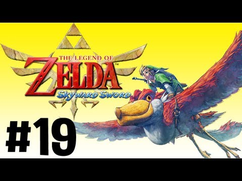 Zelda: Skyward Sword Walkthrough - Part 19: Bomb Rolling