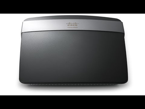 How to setting up Linksys E2500