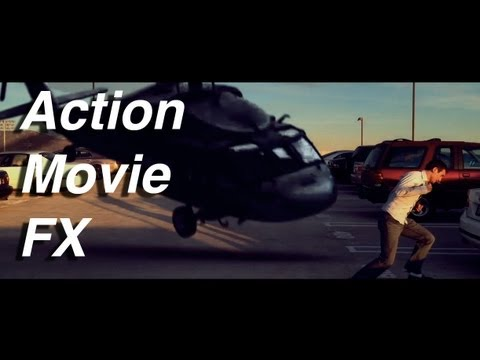 iPhone Special FX with Action Movie FX