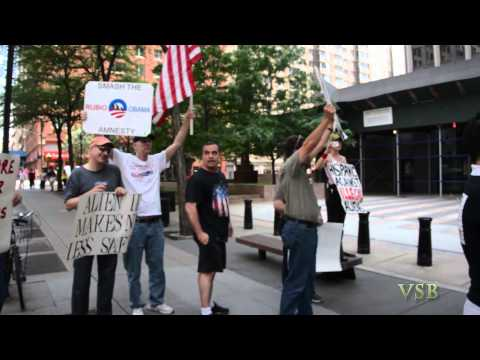 NY ICE Counters Illegal Alien Stampede in June 2014 Part 3 (of 3)