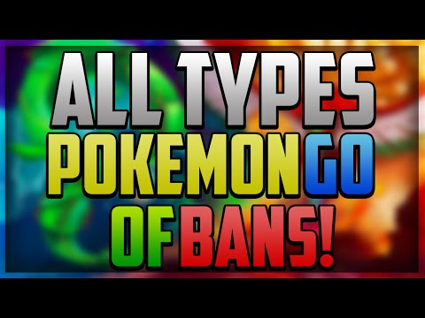 All Types Of Bans In Pokemon GO! (Perm-Ban, IP-Ban, Pokemon-Ban, PokeStop-Ban, Temp-Ban)