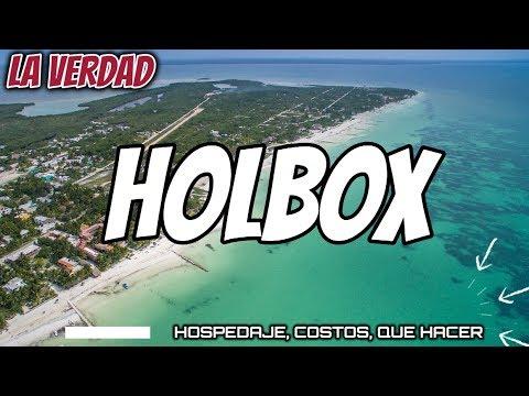 HOLBOX TOUR, CUANTO CUESTA?, QUE INCLUYE? COMO LLEGAR? PRECIOS | Guía Holbox 4K | Isla HOLBOX