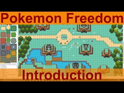 Unity Game Creation: Pokemon Freedom Introduction