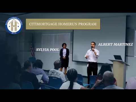 Citi Mortgage Homerun Program