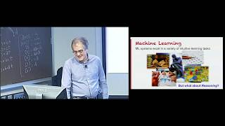 """Christopher Manning - """"Building Neural Network Models That Can Reason"""" (TCSDLS 2017-2018)"""