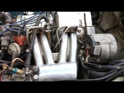 1980 Saab 900 Turbo Project: Update 10! She's alivee!!!!