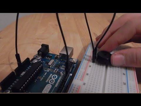 How to use Piezo Buzzers | Arduino Tutorials