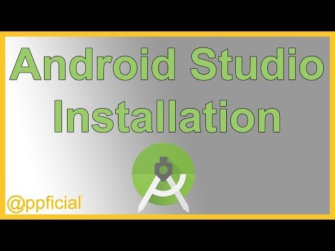 Installing Android Studio 3.0 on Windows 10 - Android App Development Tutorial - Appficial