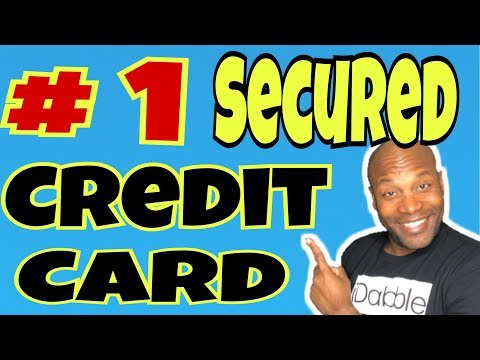 # 1 Secured Credit Card