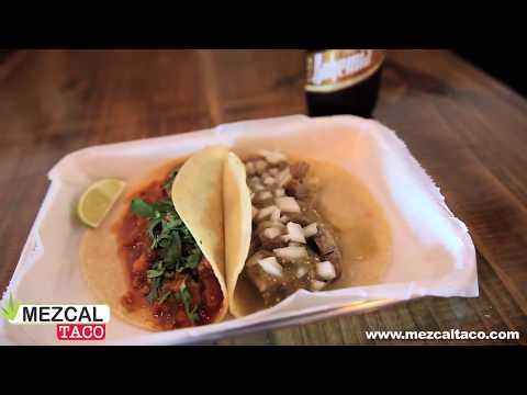 Mezcal Taco   Traditional Tacos