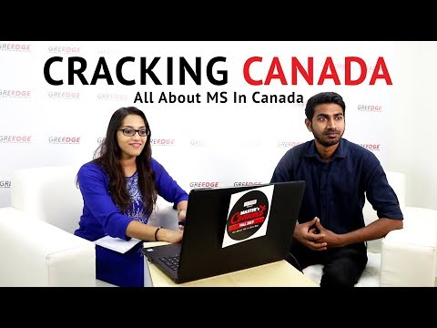 Cracking Canada | Admission Process, Deadlines, Courses & more | Master's Connect