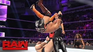 Akira Tozawa vs. Noam Dar: Raw, Feb. 27, 2017