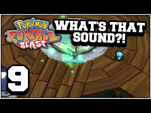 Pokemon Rumble Blast - Part 09: What's That Sound?! (Nintendo 3DS Playthrough)