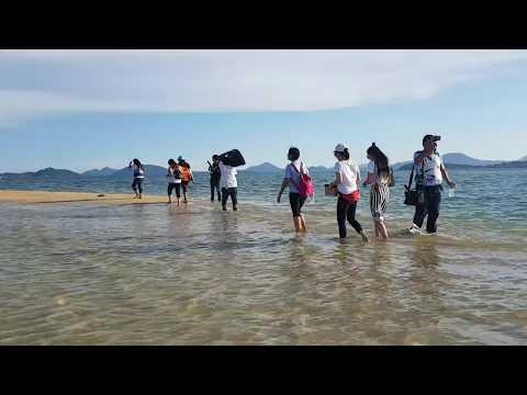 Phuket sea sand dune