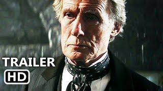 THE LIMEHOUSE GOLEM Official Trailer (2017) Bill Nighy, Olivia Cooke, Serial Killer Movie HD