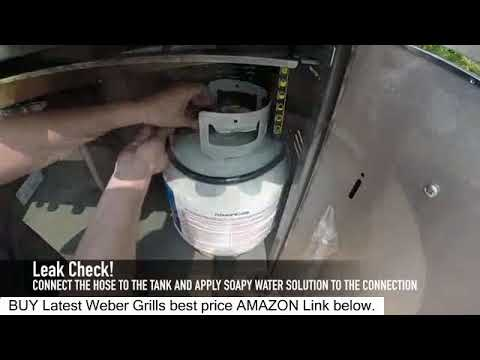 Latest Weber Gas Grill Safety Tips: Leak Check  Weber Grills