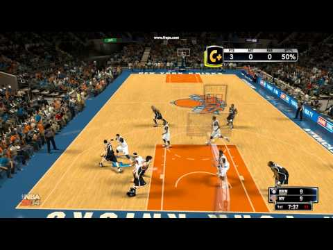 nba 2k14 good defense leads to turnover