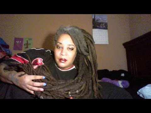 Top Ten Tips On Growing long Thick  Natty's Dreads, Natural Hair, locs