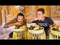 Royal Balinese Food - AMAZING INDONESIAN FOOD at The Palace in Bali, Indonesia!