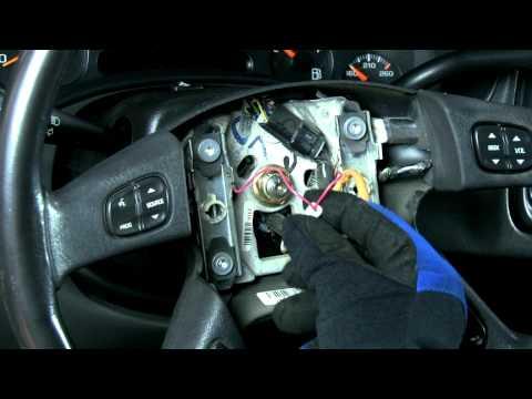 Grant Steering Wheel Install on GM Trucks