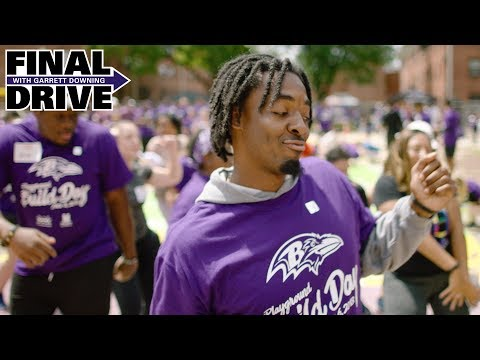 Jordan Lasley Dances, Ravens Rookies Ooze Personality | Final Drive