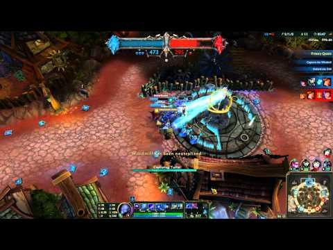 PT - League of Legends - Skin Zombie Ryze Dominion 720p