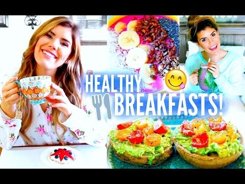 Healthy School Breakfast Ideas!