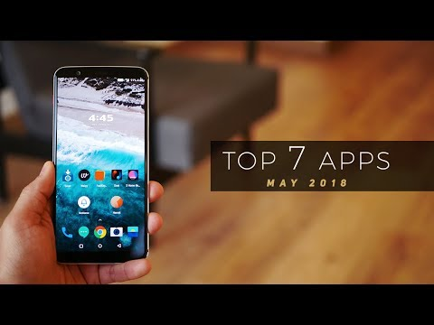 Top 7 Best Free Apps for Android - May 2018