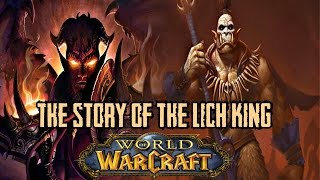 [WoW Lore]: The Story of The Lich King Part 1: The Elder Shaman