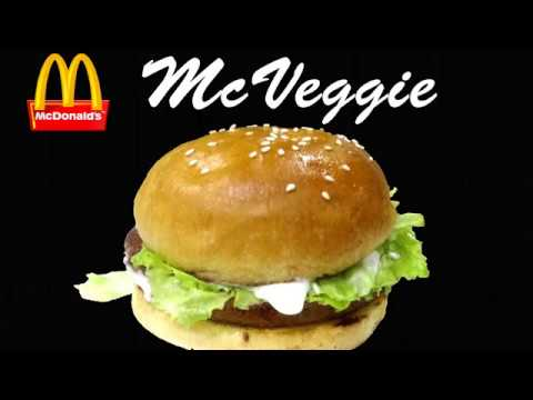 Make McVeggie like McDonald's at home !! Veg Burger.. Simply yummylicious..