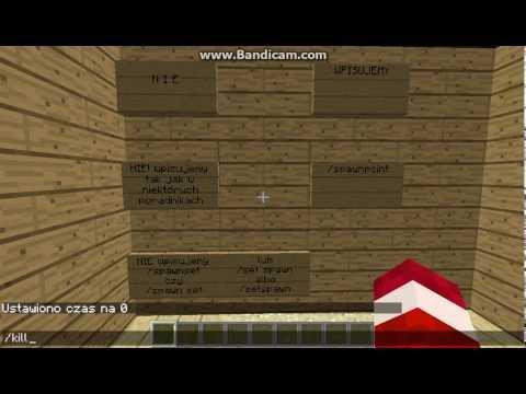 Poradnik Jak Ustawić Spawn na Single Player Minecraft