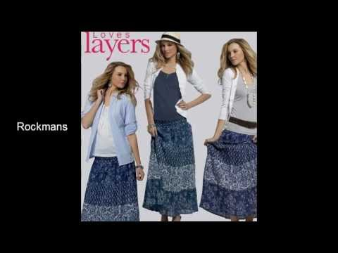 Where to find modest skirts, long skirts, denim skirts, maternity skirts