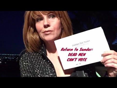 Return to Sender: Dead Men Can't Vote!