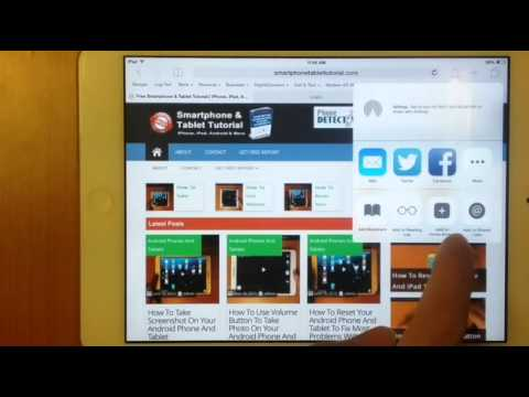 How To Create Shortcut On iPhone and iPad Home Screen