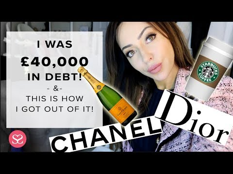 STORYTIME: I WAS IN MASSIVE DEBT THIS IS HOW I PAID IT OFF!!! | Sophie Shohet