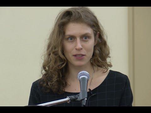 Great Brown Nonfiction Writers' Lecture Series: Rachel Aviv