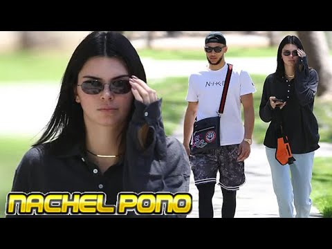 Kendall Jenner and rumoured beau Ben Simmons keep a low profile