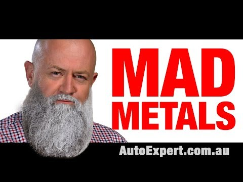 The mad metallurgy of advanced high strength steel in modern cars | Auto Expert John cadogan