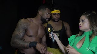 NXT Tag Team Champions The Undisputed ERA to defend titles against The Street Profits tonight